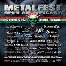 Metalfest Open Air Hungary - 3. nap